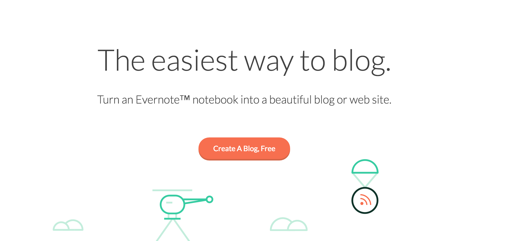Postach.io / The Evernote Powered Blogging Platform